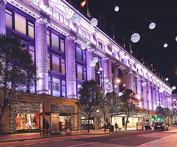 Mayfair-lights
