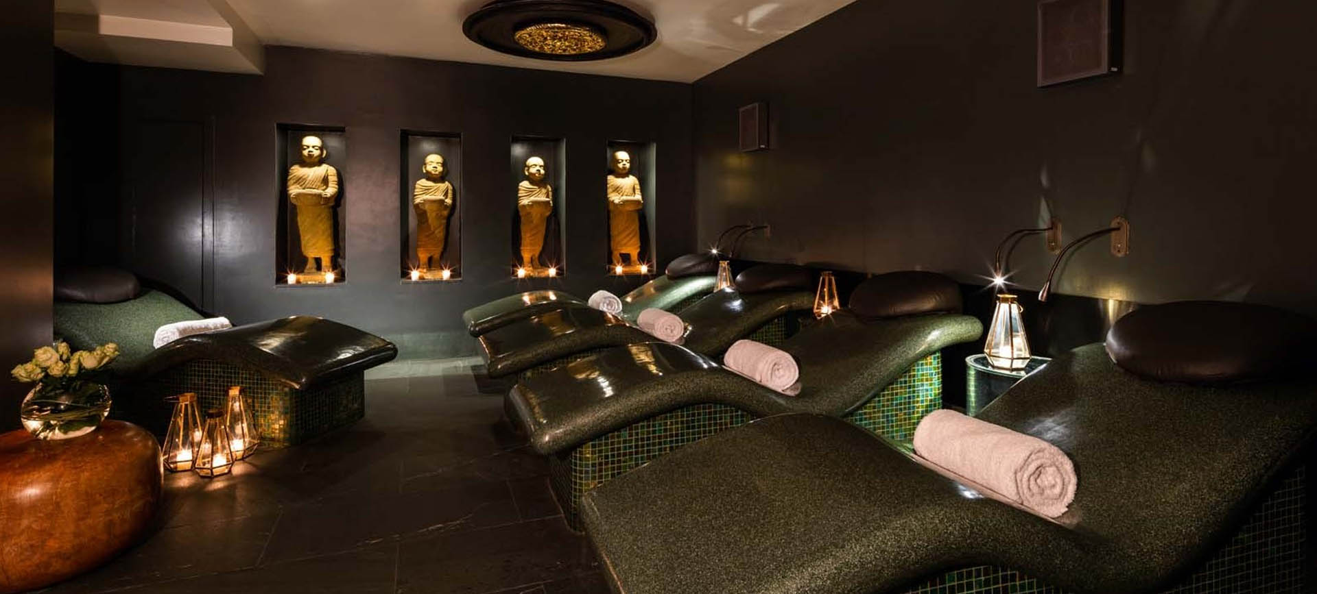 Spa in mayfair