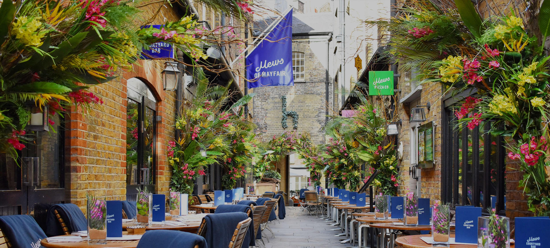 Mews of Mayfair refurbished and reopened