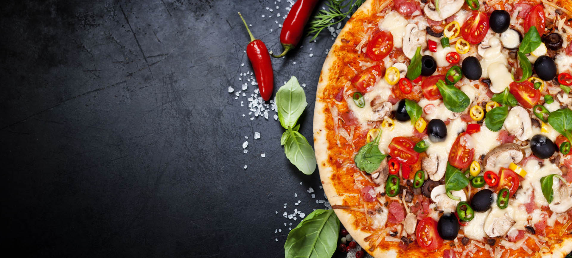 A new pizza parlour for Mayfair