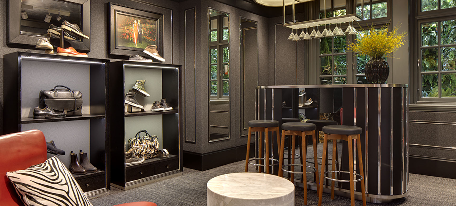 Jimmy Choo releases new Mayfair store concept
