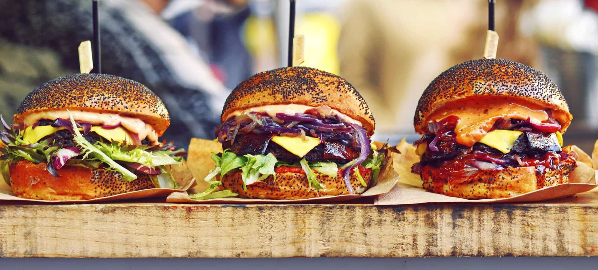 burger in mayfair