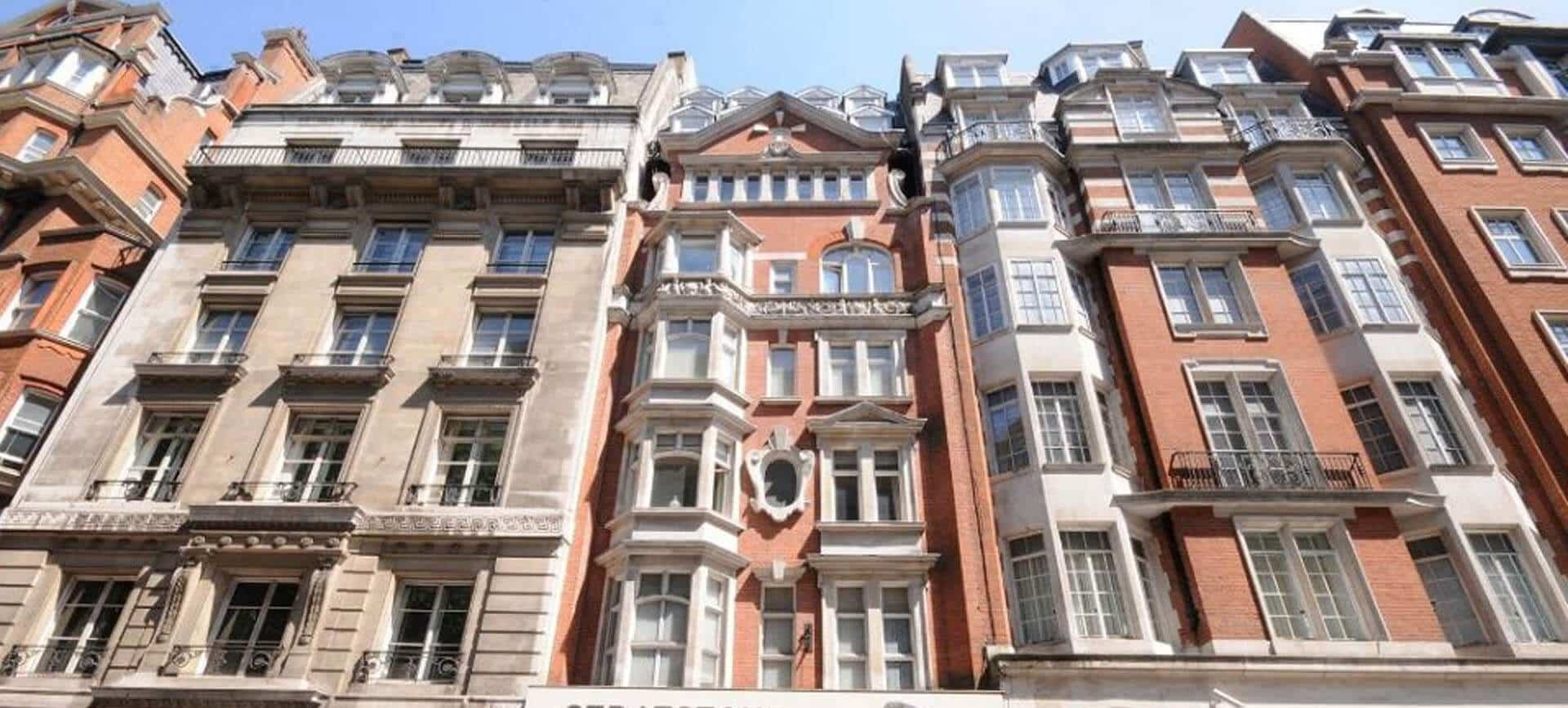 The £1m Mayfair apartment