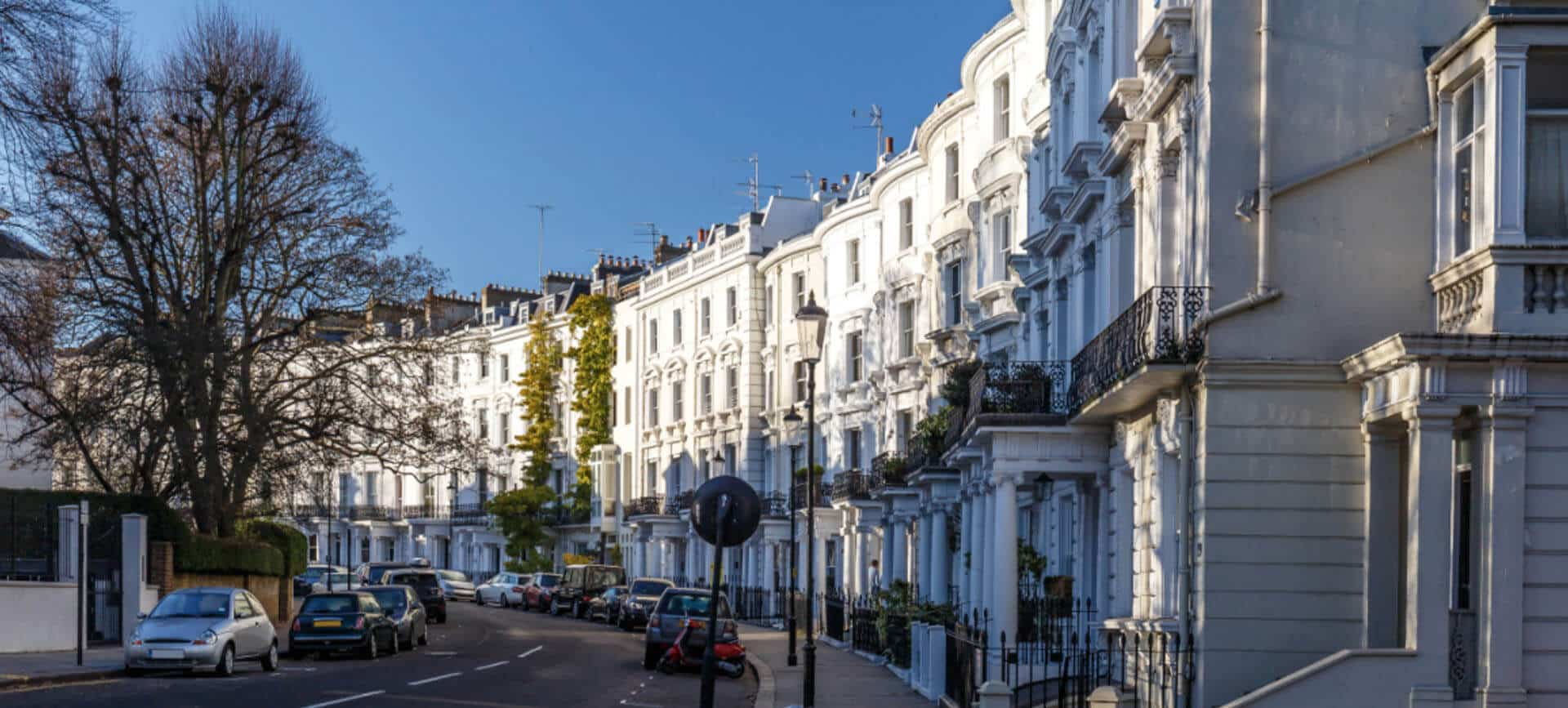 Property in London's Mayfair