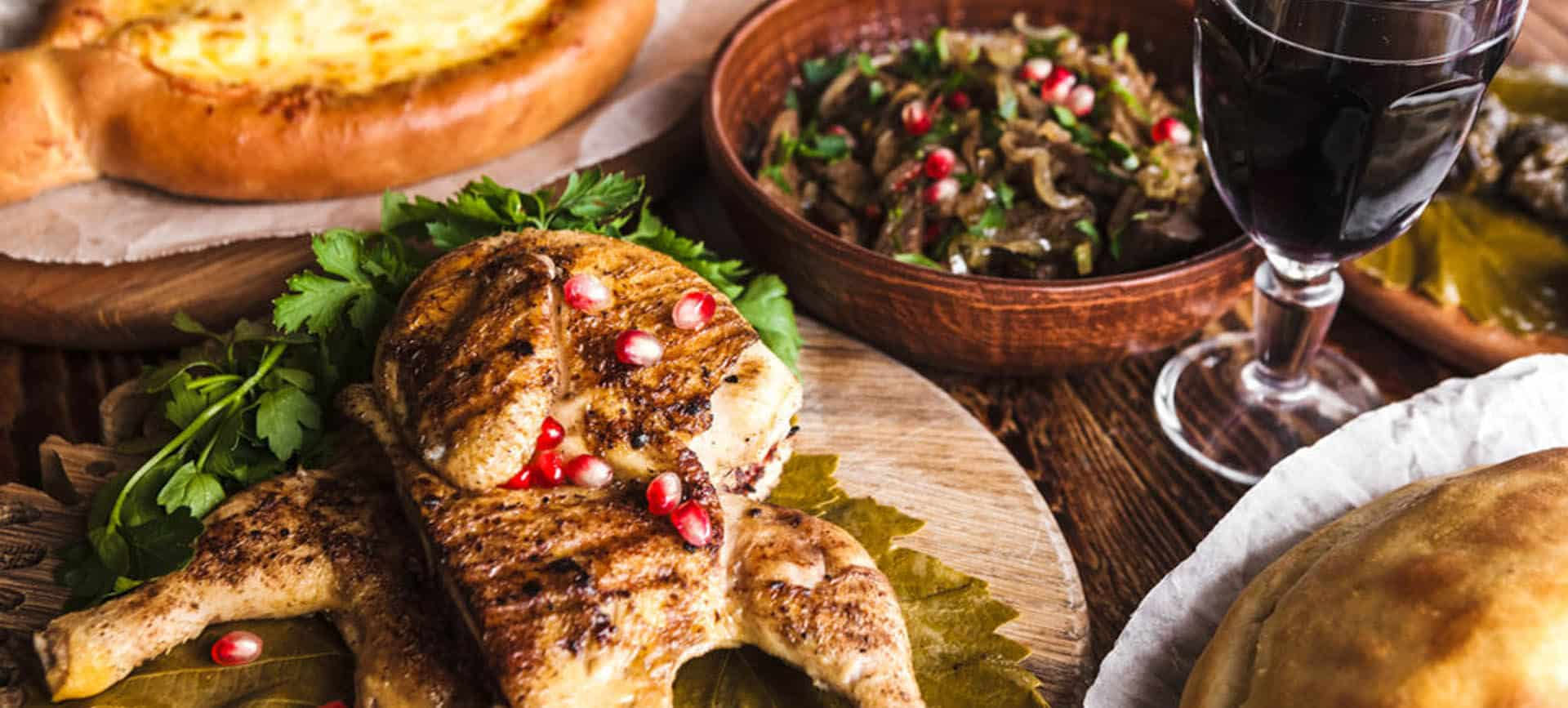 restaurant provides a taste of Georgia