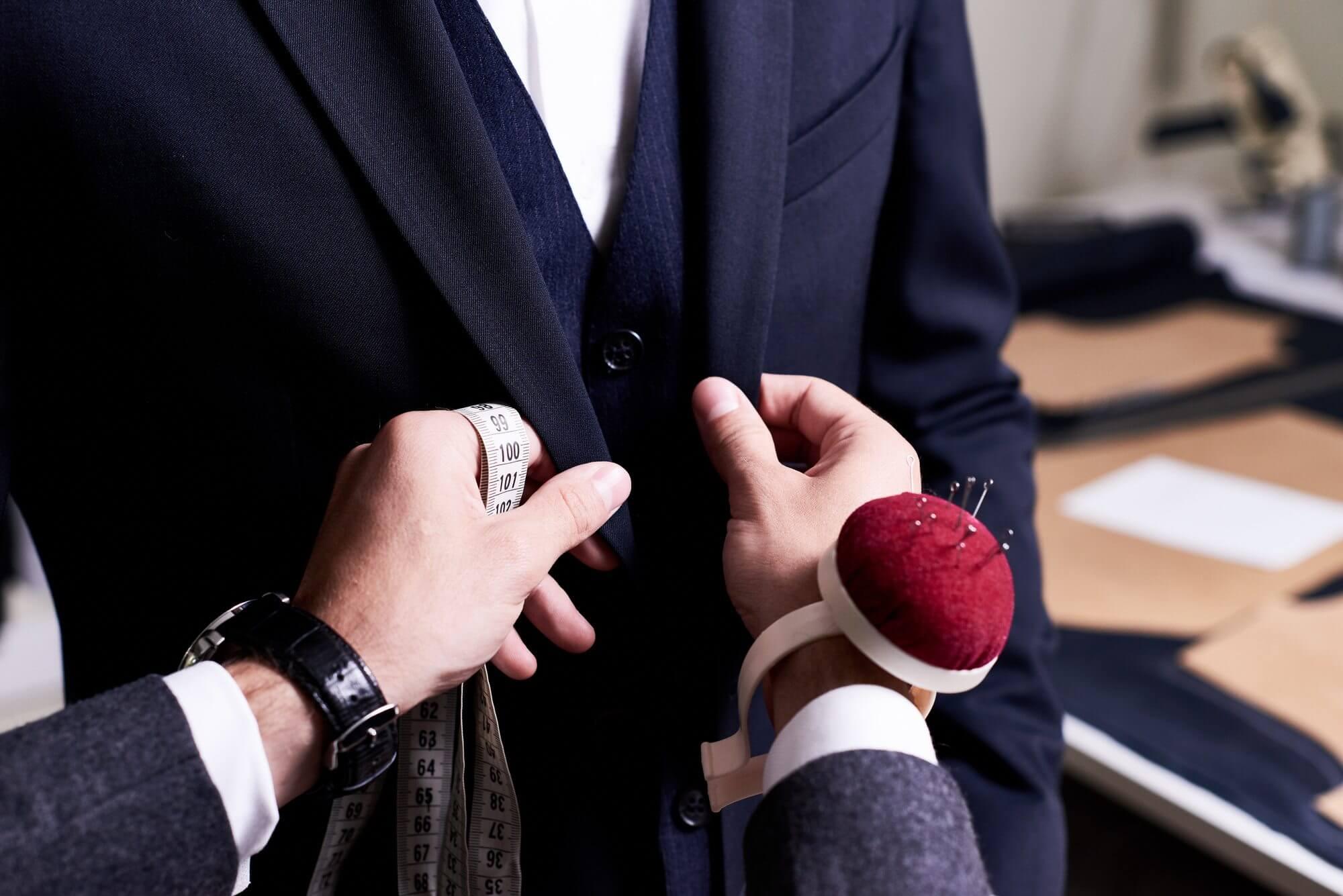 world-class tailors