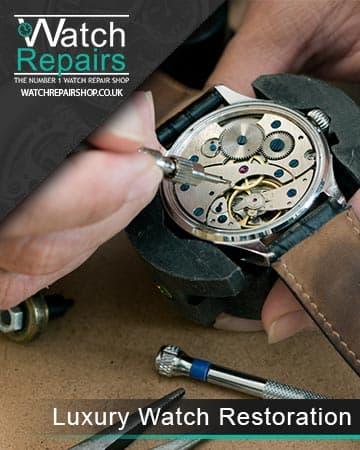Luxury Watch restoration