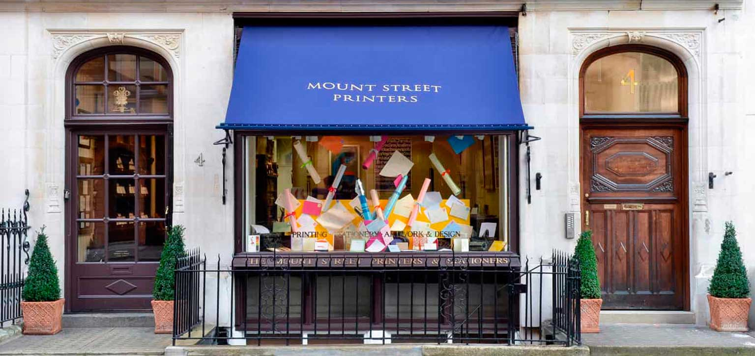 Mount Street Printers