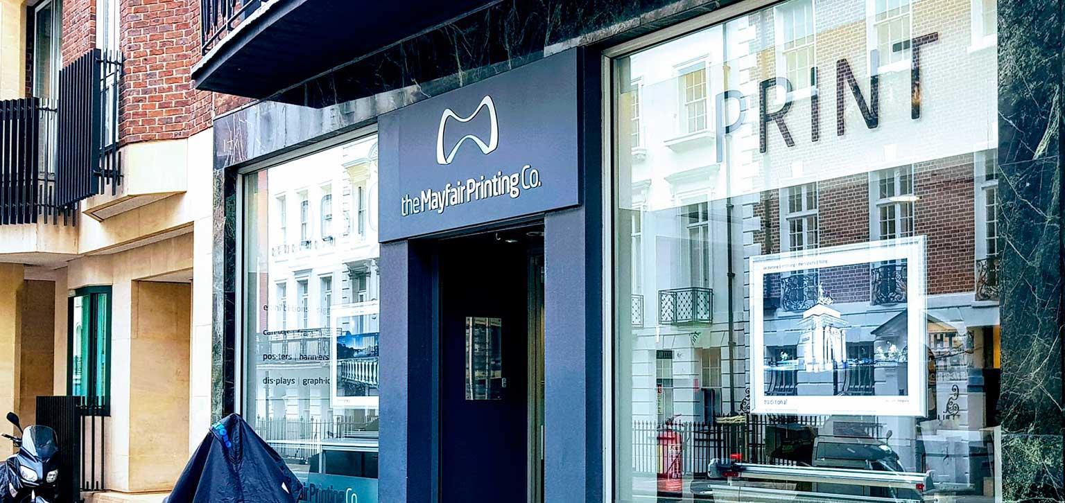 The Mayfair Printing Co