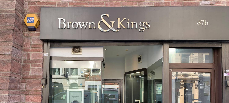 Brown & Kings