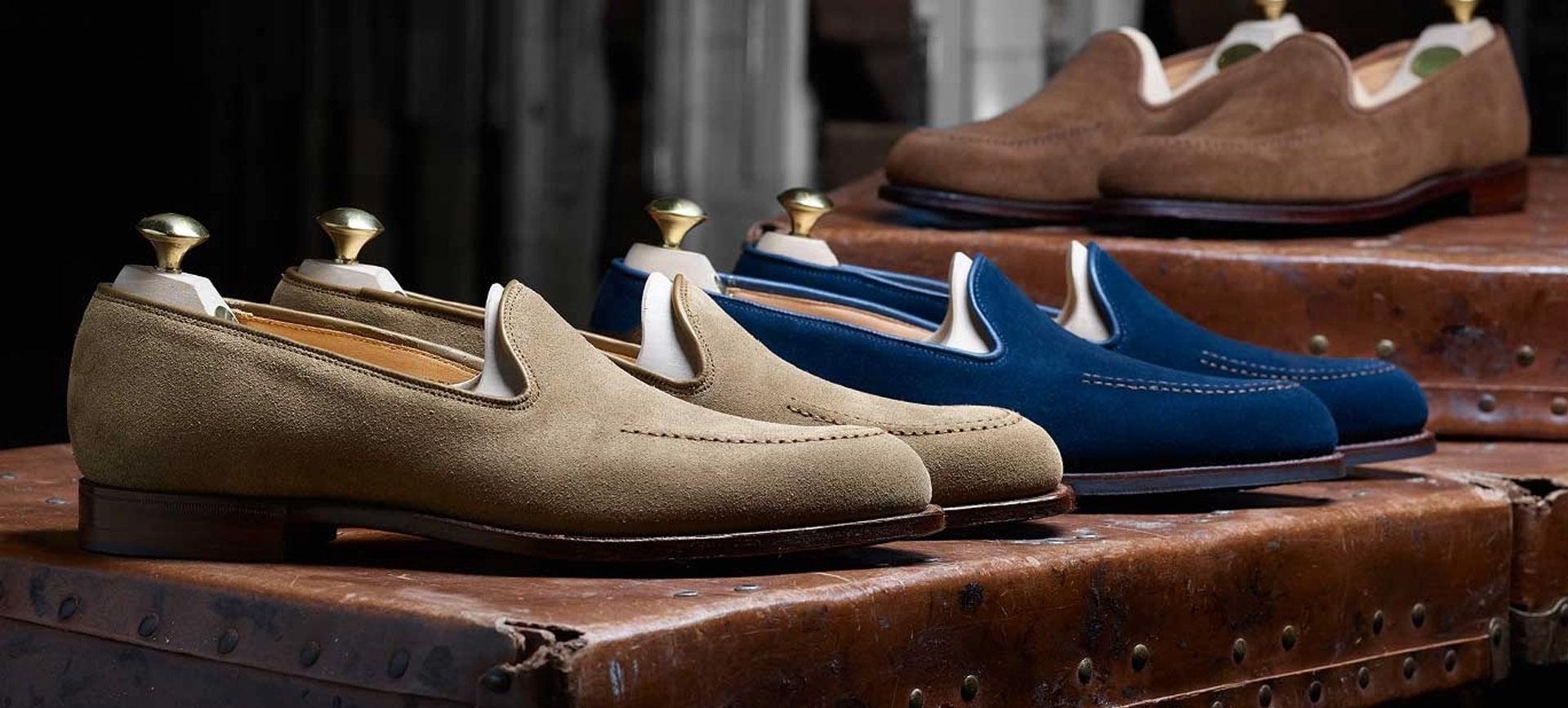 Crockett & Jones Handmade English Shoes