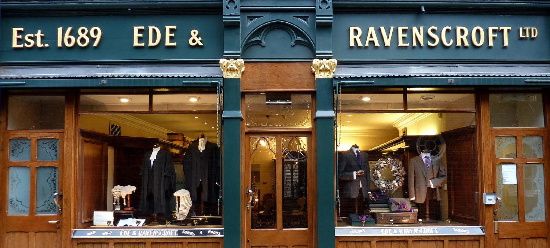 Ede and Ravenscroft