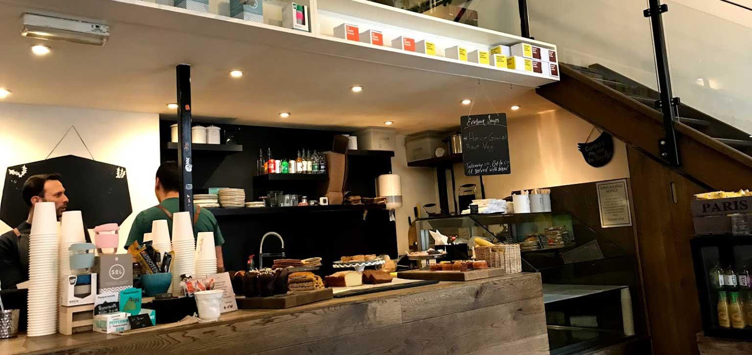 Everbean Coffee Bar