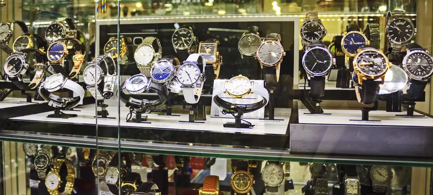 Watches and Jewellery of Bond Street