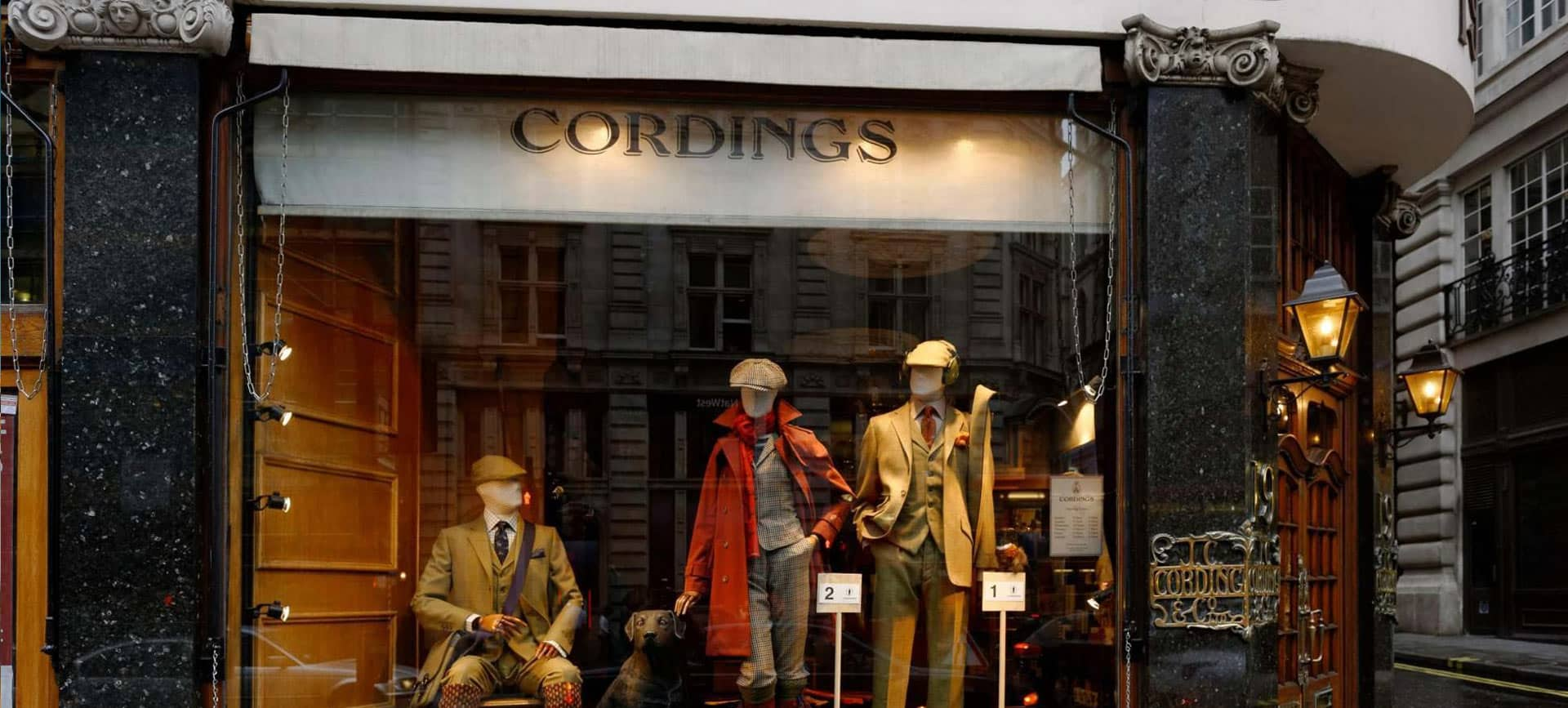 J C Cordings and Co Ltd