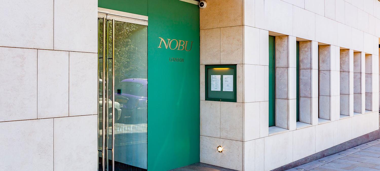 Nobu London Old Park Lane