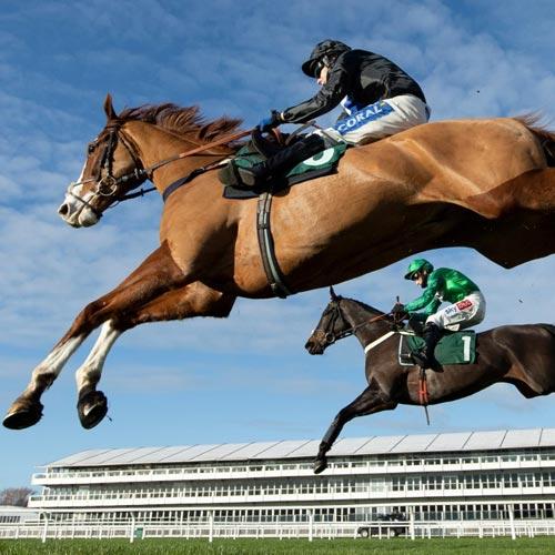Cheltenham-Races
