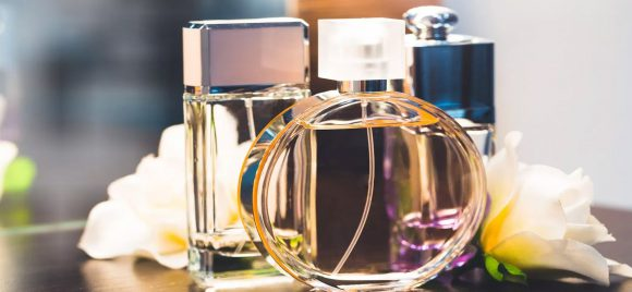 A fragrant affair in luxury goods