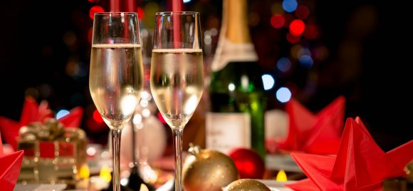 Christmas meals in Mayfair