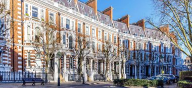 Could the Beckhams be moving to Mayfair