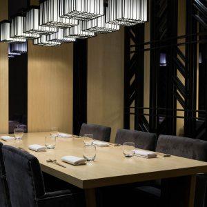 Japanise Restaurant Room