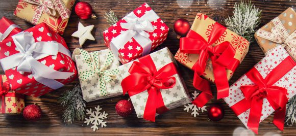 Divine Christmas gifts in Mayfair