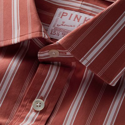 Pink Shirt-maker luxury collection