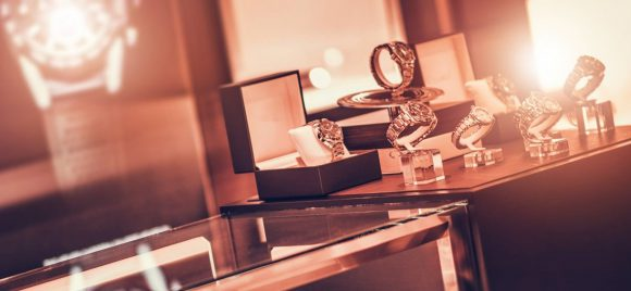 Luxury watches in Mayfair
