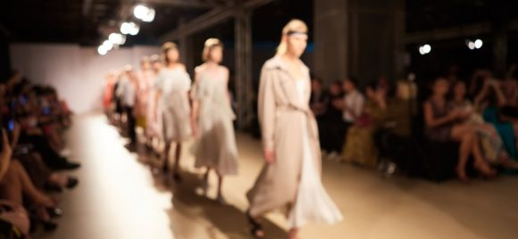 Models Turn Heads in Mayfair