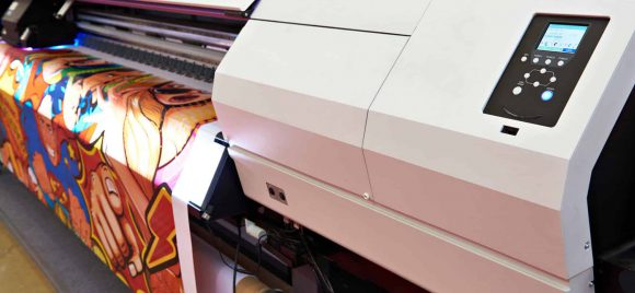Printing promotional materials in Mayfair
