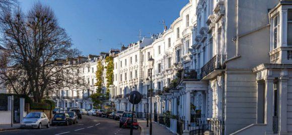 Property in London's Mayfair