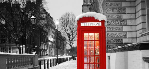 Snow day activities in Mayfair