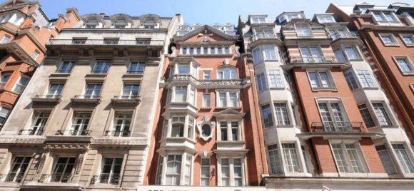 The £1m Mayfair apartment