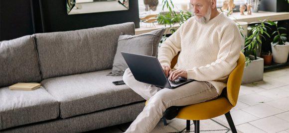 The Seniors Pushing a New Tech Revolution