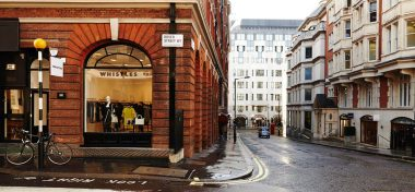 Whistles opens in Mayfair