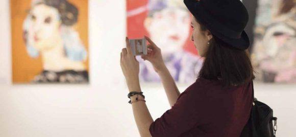 art exhibitions in Mayfair