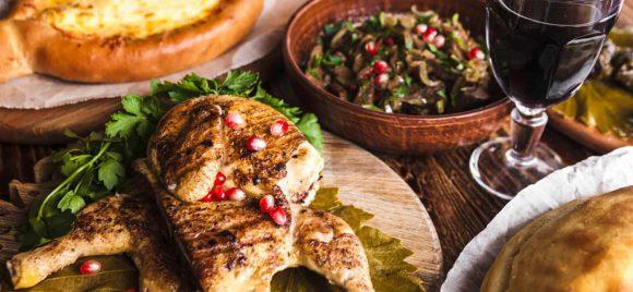 restaurant provides a taste of Georgia